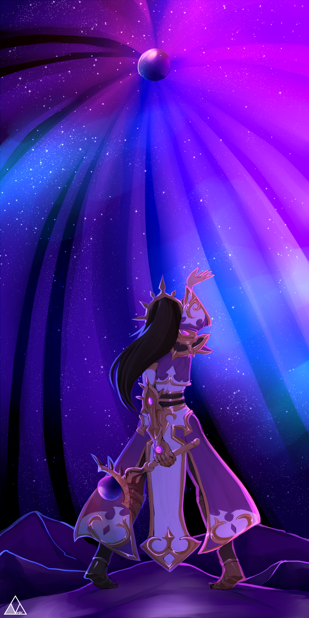 Secret Of The Power Of Stars Li Ming Diablo Deviantart