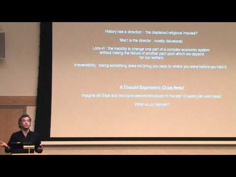 The Limits of the Possible - David Korowicz of FEASTA - Part 1 - YouTube