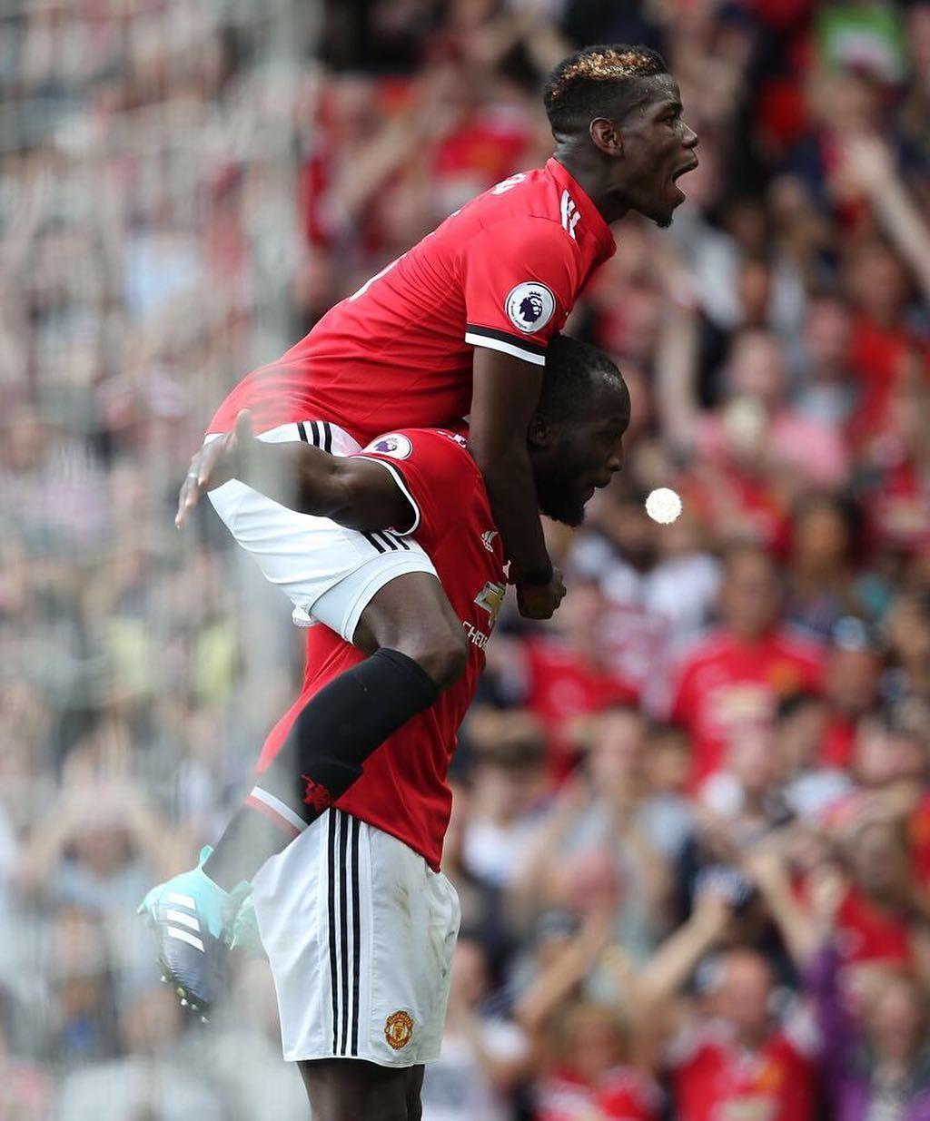 6R9 mode on 👊🏾 manchesterunited MUFC rlukaku Pogba