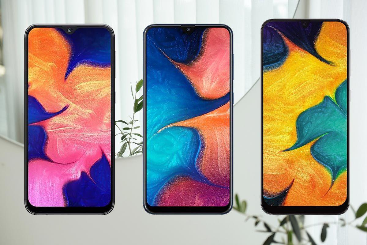 How to Take Screenshot in Samsung Galaxy A10/A20/A30