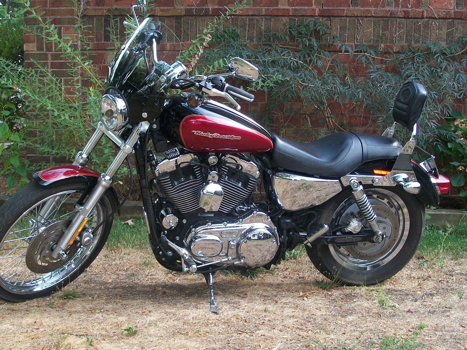 ebay: 2005 harley-davidson sportster 2005 sportster 1200 custom