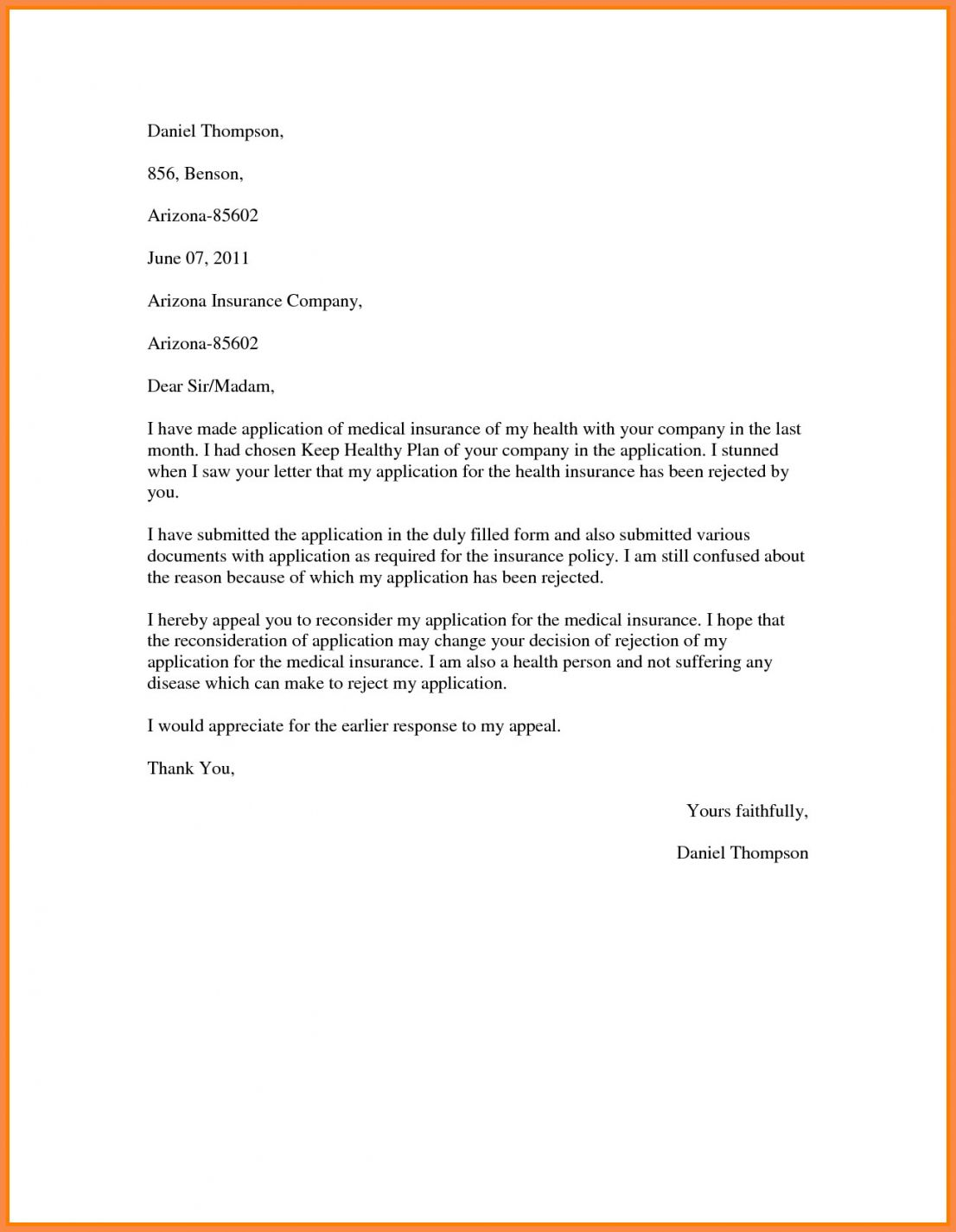 Explore Our Example Of Timeshare Contract Cancellation Letter