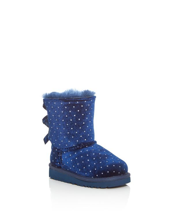 Ugg Girls' Bailey Bow Starlight Boots Walker (With images
