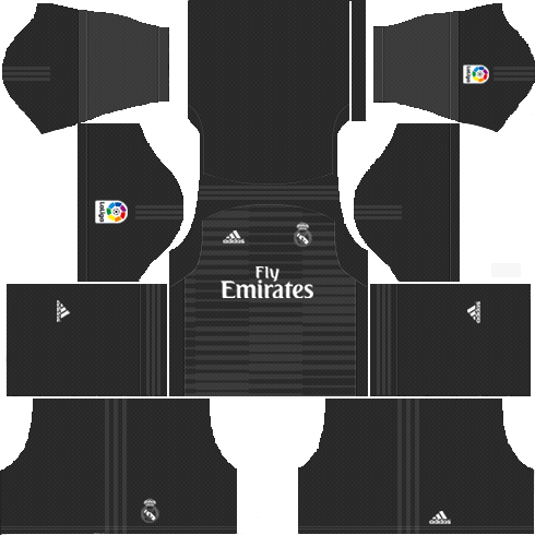 be0bec7c505 Dream League Soccer Kits URL 512x512 Real Madrid Goalkeeper Kit 2018 ...