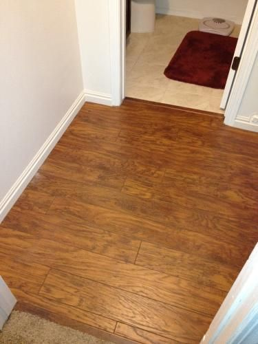 Pergo Highland Hickory Home Decor Flooring Laminate Woodworking Projects Diy