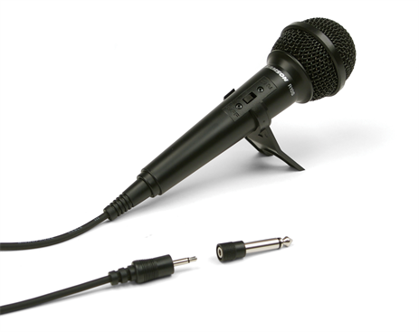 Samson R10s Dynamic Microphone Samson R10s Dinamis Mikrofon Membawa Suara Yang Besar Dan Fleksibilitas Untuk Berbagai Rek Microphone Karaoke Speaker System