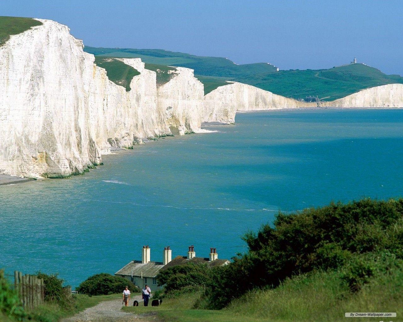 beautiful scenery in england | ... Free Travel wallpaper ...