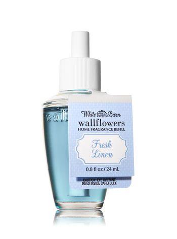 Fresh Linen Wallflowers Fragrance Refill Bath And Body Works