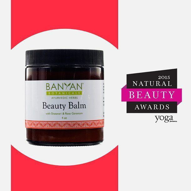 Day cream night cream eye cream wrinkle cream lip balm dry skin balm hand cream... Beauty Balm does it all!  It's versatility and smooth silly feel are just two reasons it was named as Best Balm in the 2015 Natural Beauty Awards. Tap the link in profile to shop now!  #beautybalm #bestbalm #ayurveda #naturalbeauty #herbal #livingbanyan