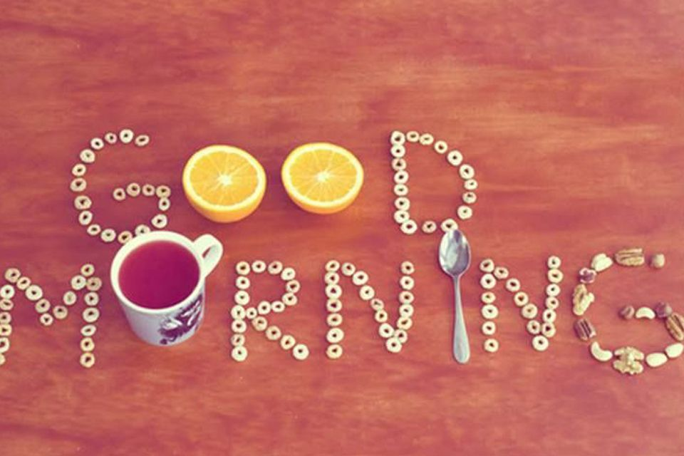 Good Morning  Its Monday..  Don't Forgot to be Awesome  #mondaymotivation #Jusfood #OrderOnline
