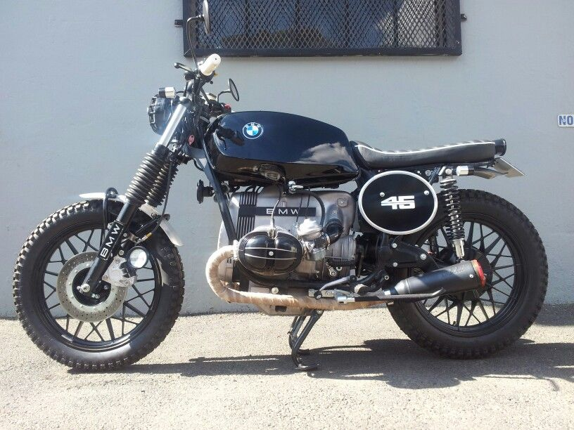 BMW sub frame built by Down and Out Fits BMW R60 and r65 r75 r80 – Key Switch Wiring 1980 Bmw R65