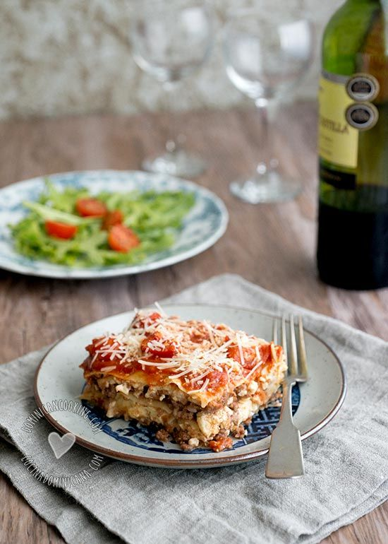 3 cheeses and beef lasagna recipe absolutely brilliant very juicy 3 cheeses and beef lasagna recipe absolutely brilliant very juicy and flavorful and a dominican recipesdominican foodlasagna forumfinder Image collections