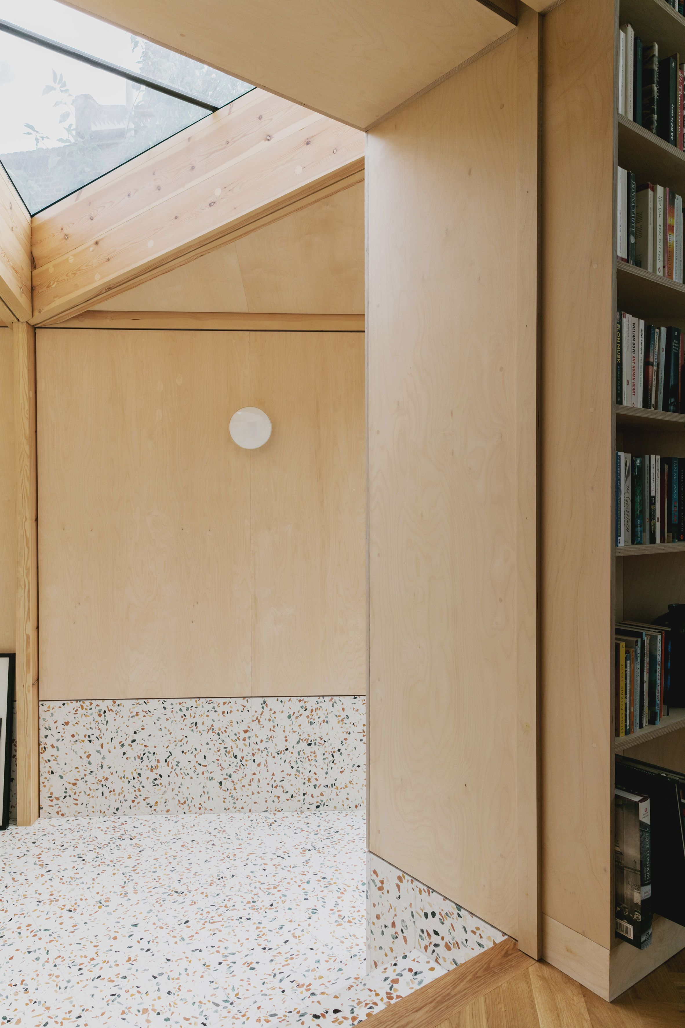 If Do Creates Geometric Extension To Montague Court Flat In