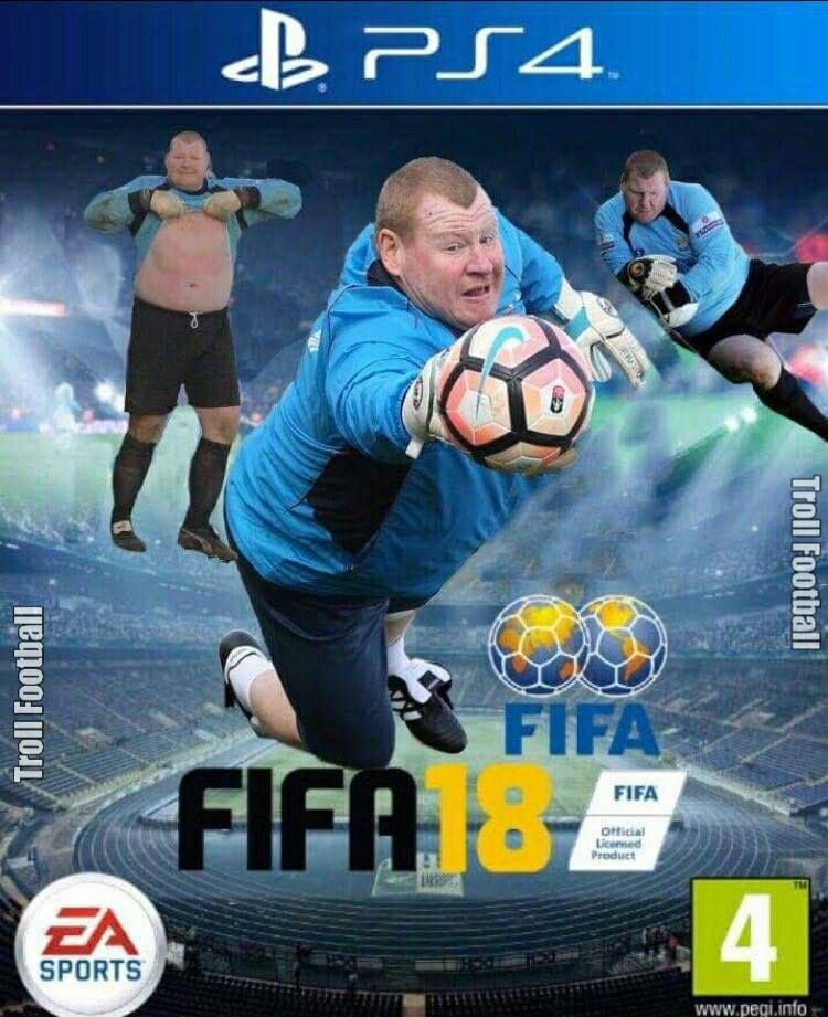 Breaking News!! The New Fifa 18 Cover has been Leaked!  e140534da