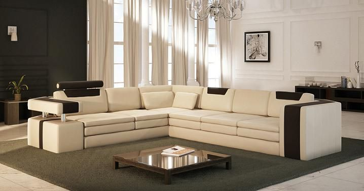 Sof s rinconeras modulares modelos grandes for the home for Sofas grandes modernos