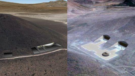 The Secret Base Where Weve Reverse-Engineered Alien Technology  Its Not Area 51 #news #alternativenews