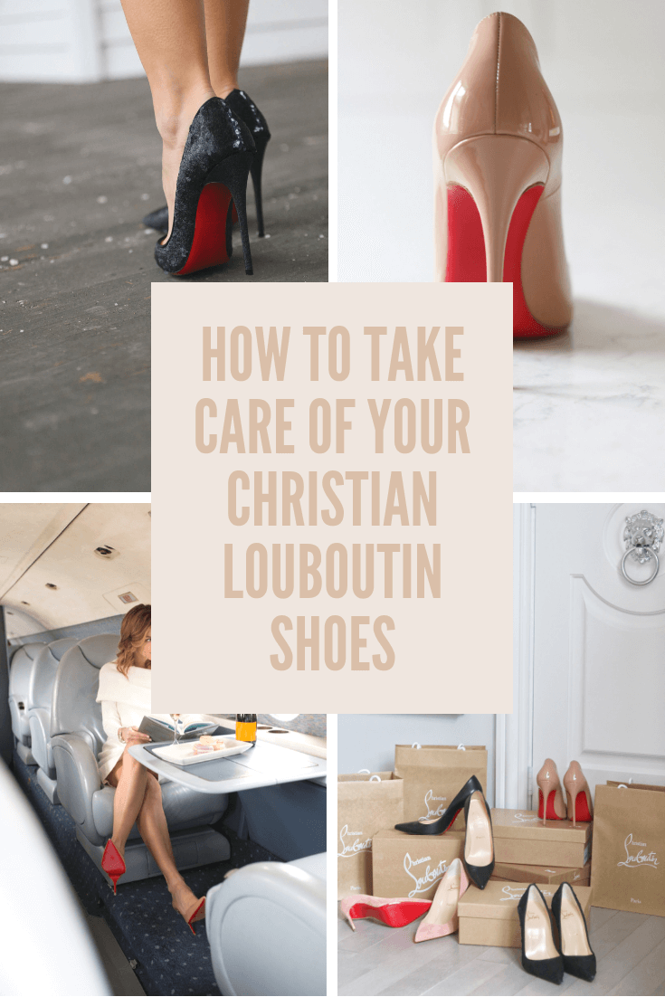 7b791533c54f Tips on How to Take Care of your Christian Louboutin Shoes