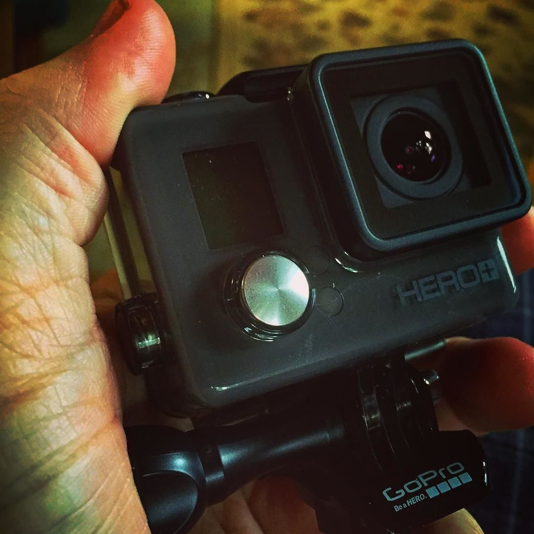 New acquisition for the kit  On sale at Target  #GoPro