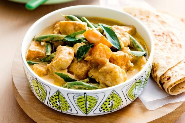 Celebrate the vibrant and fragrant flavours of Malaysia with this tasty fish curry.