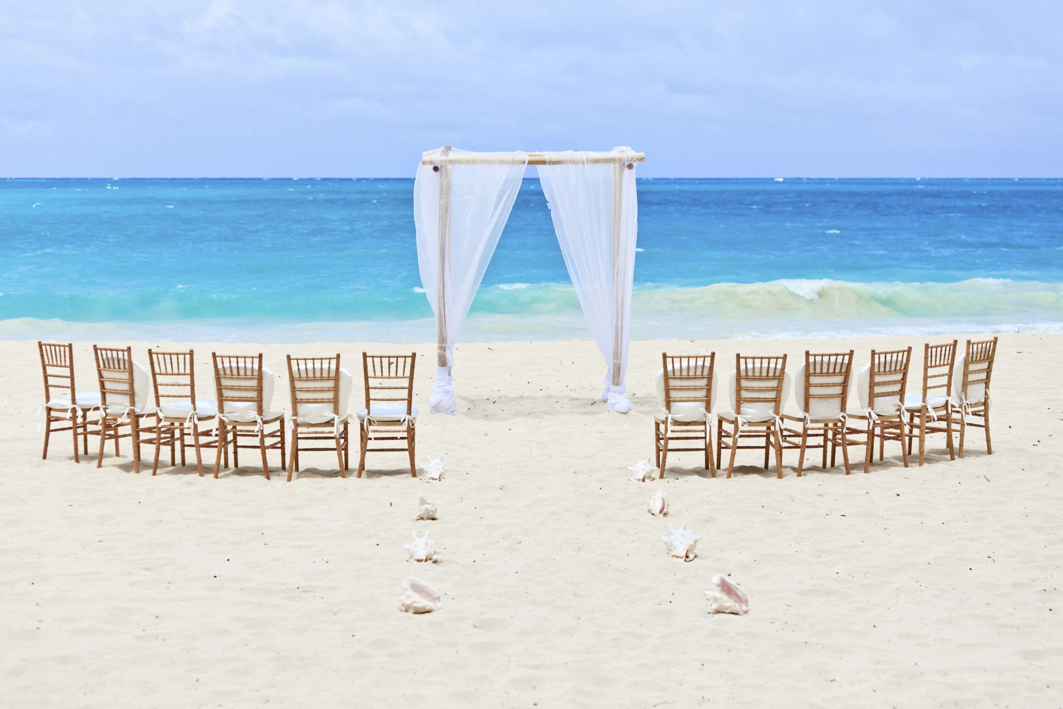 Another reason to choose Sandals Resorts for your wedding