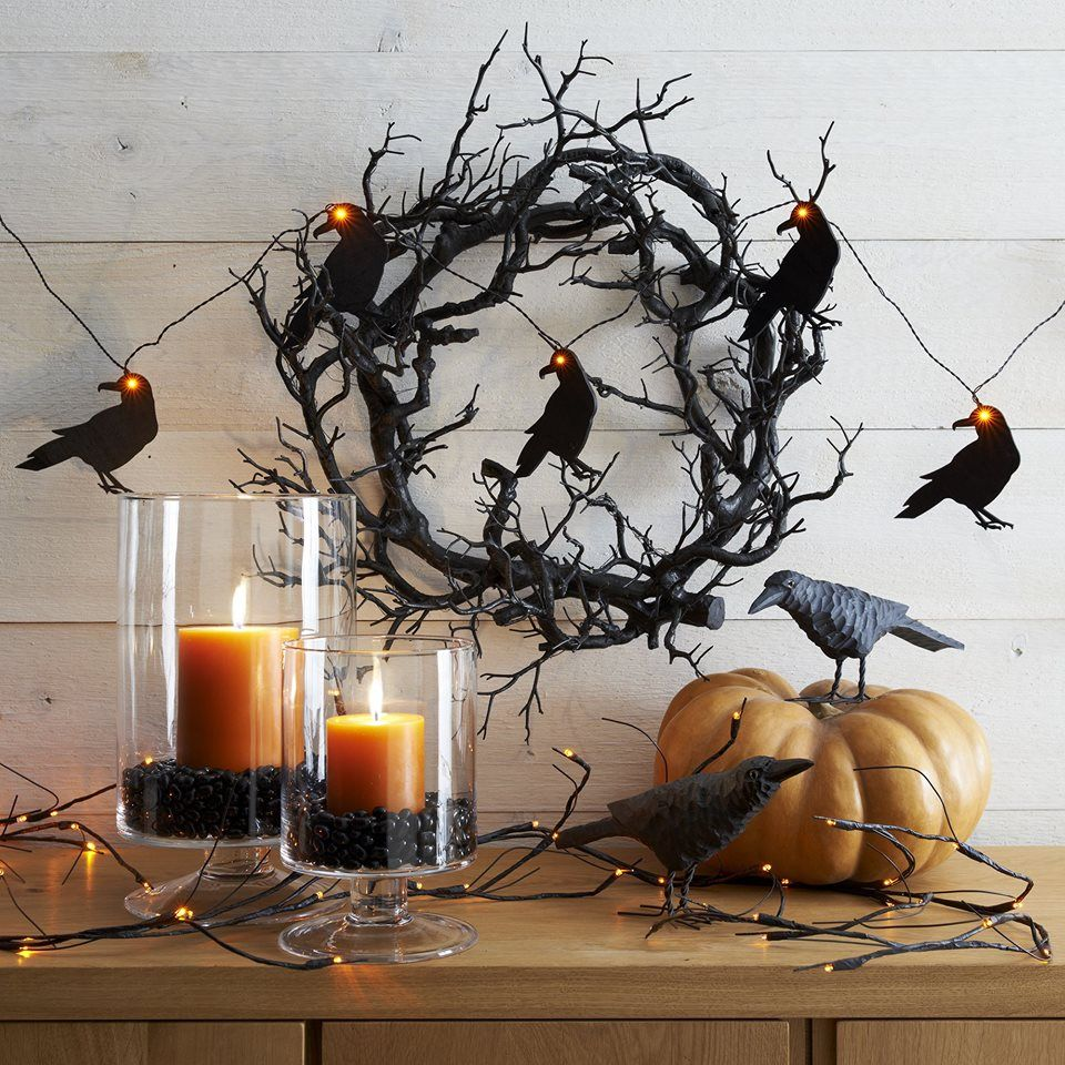 Pin by Orca on Halloween inspo Pinterest - Diy Indoor Halloween Decorations