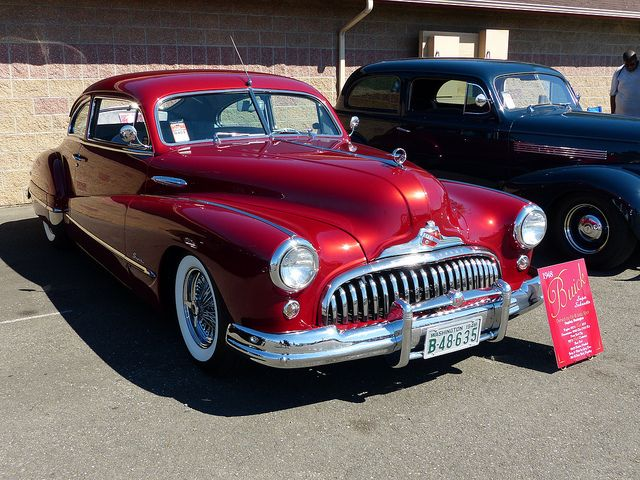 1948 Buick Sedanette Buick Cars Buick Classic Cars