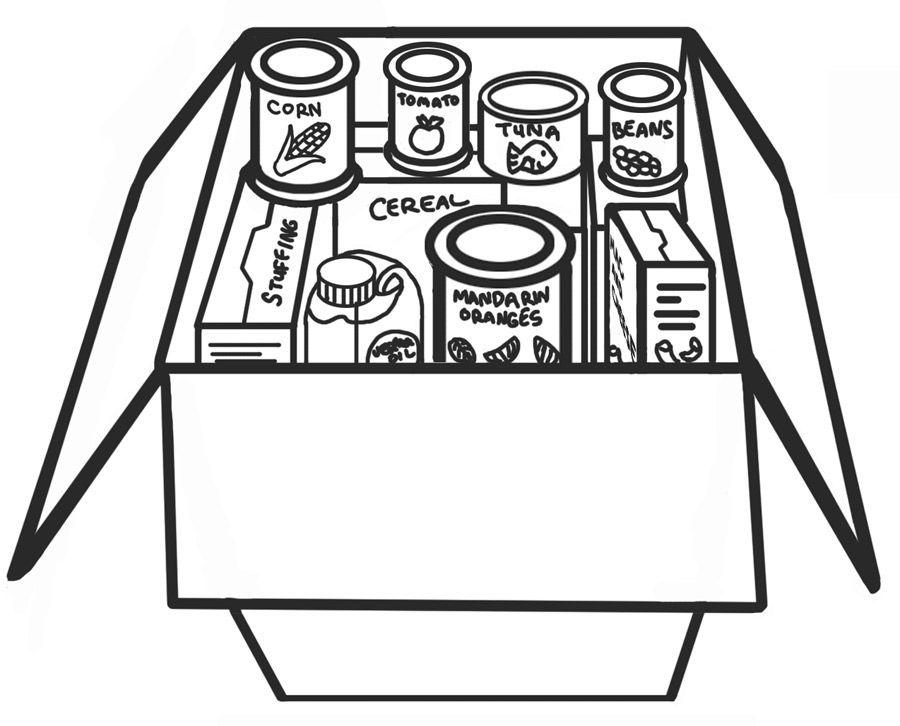 Food Coloring Page Food Coloring Pages Coloring Pages Coloring Pages For Kids