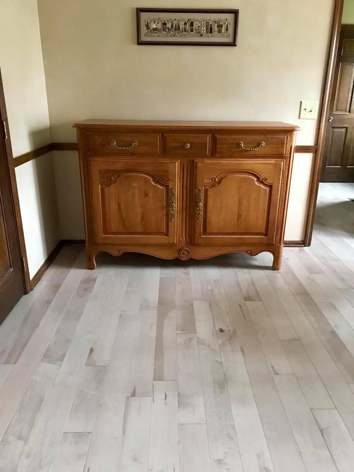 Preverco Hard Maple Evian Hardwood Flooring This Beautiful Light