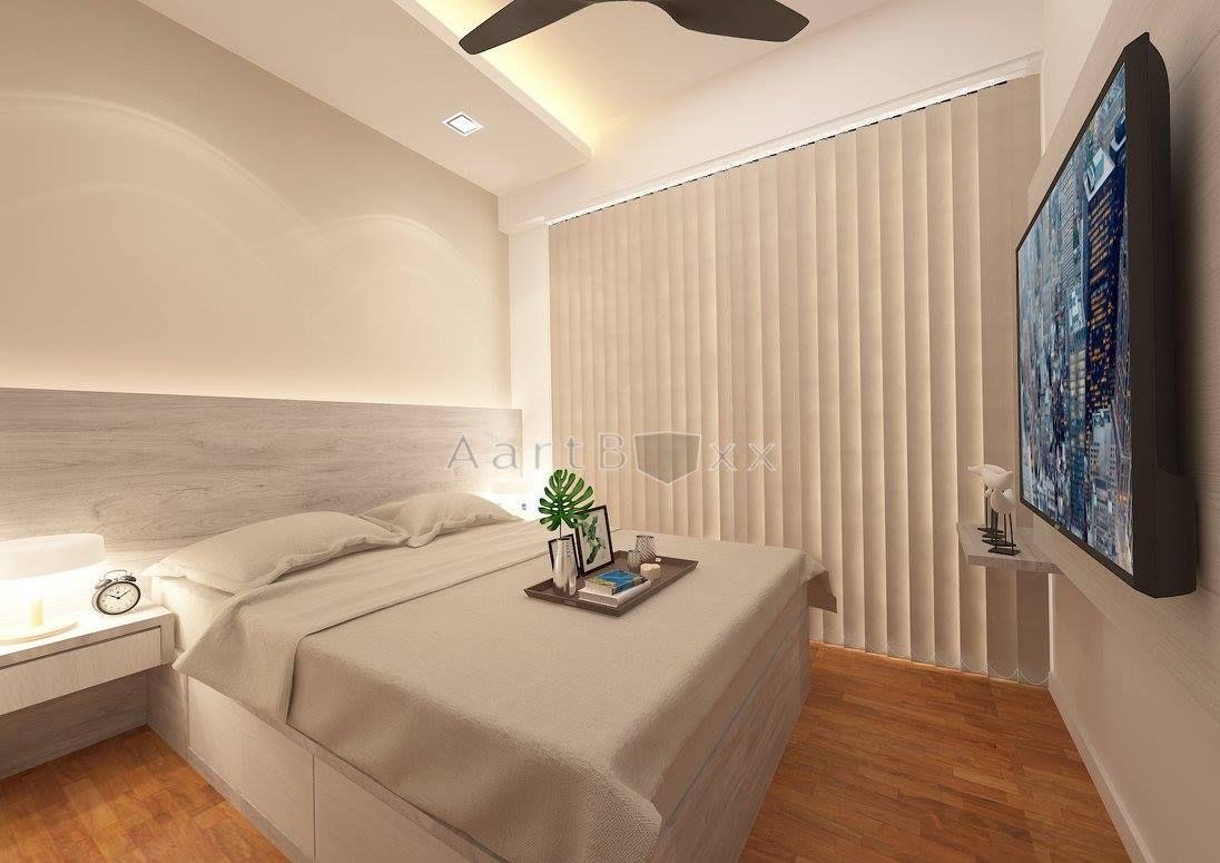 Master bedroom hdb  aartboxxskyvuecondo  Master bedroom  Pinterest  Condos