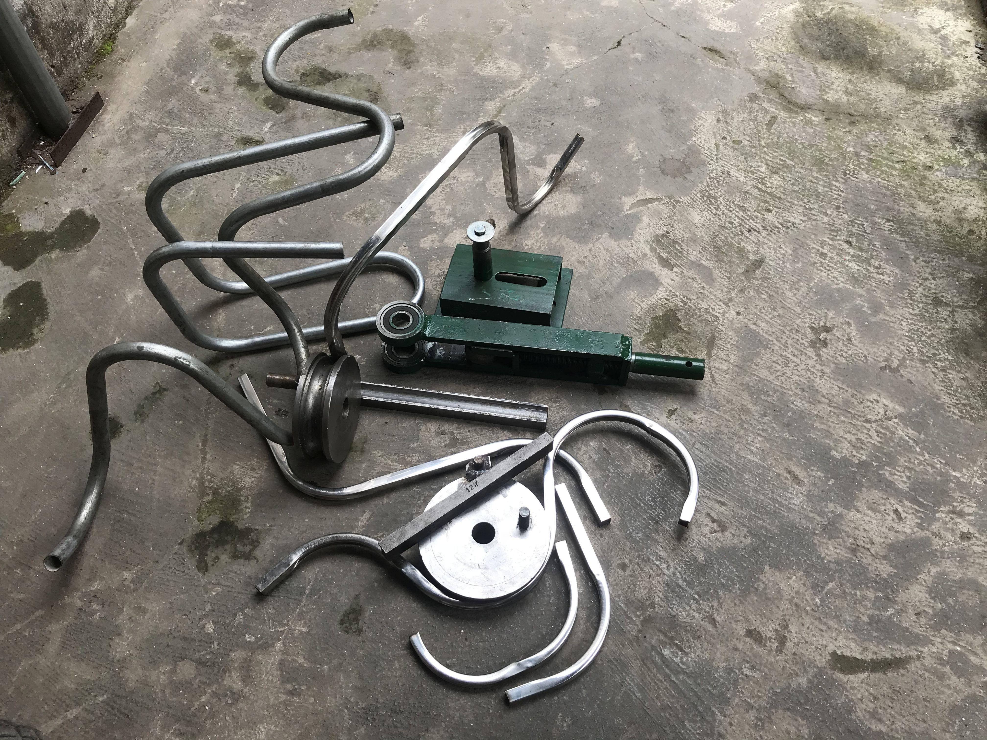 Bộ dụng cụ uốn ống băng tay