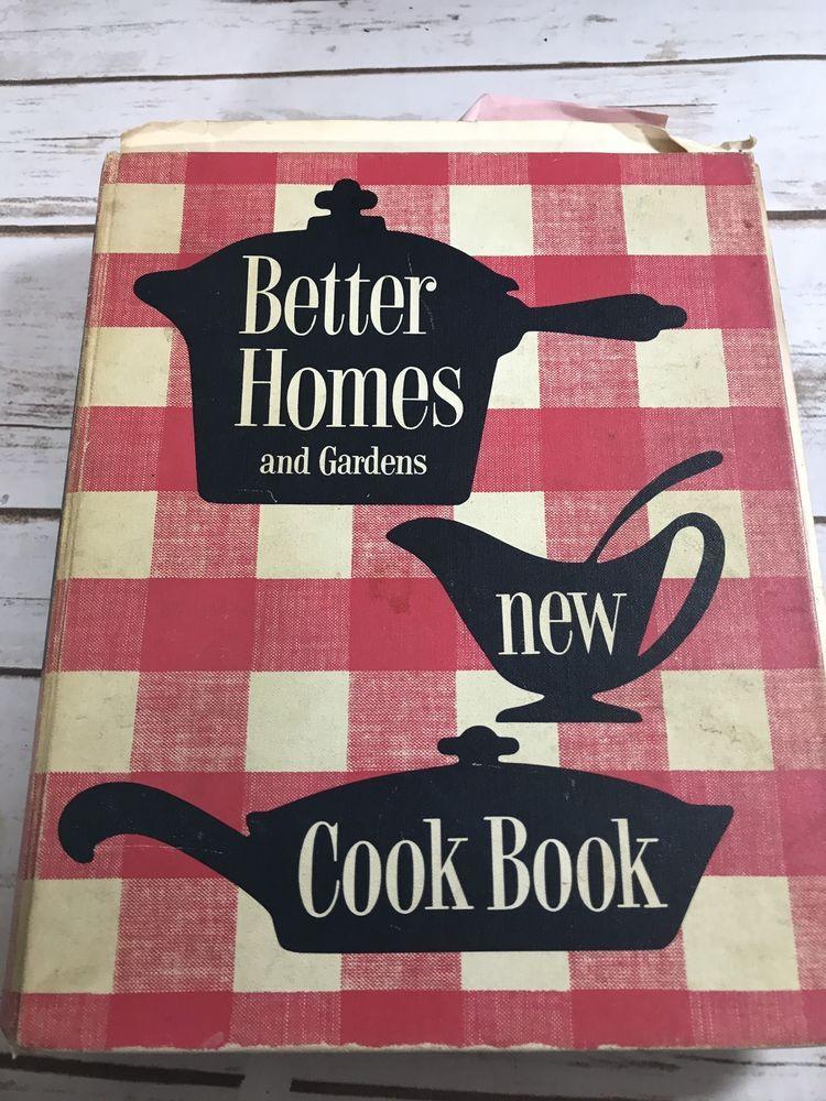 75d4eb97b80529f7f939e24fb2a7ebb7 - Better Homes And Gardens Cookbook 1953