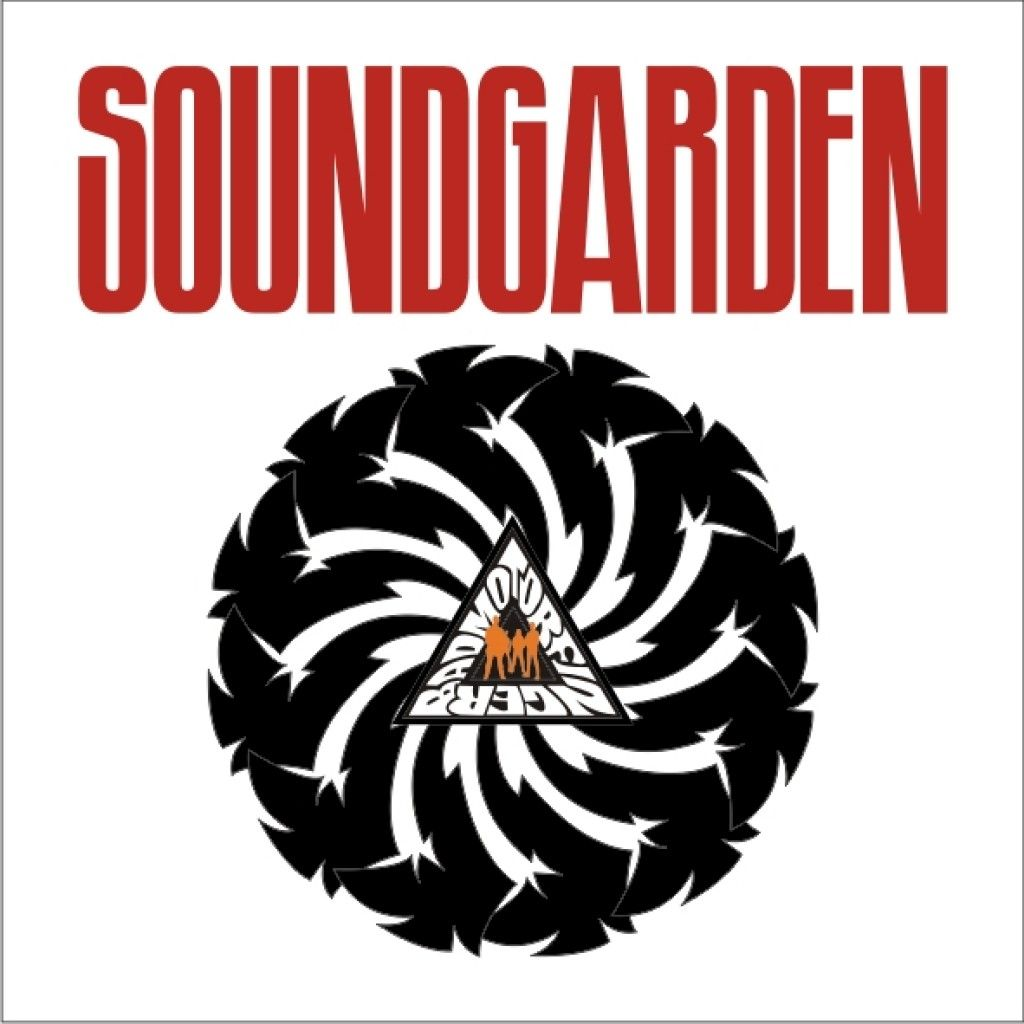 logo Soundgarden | fave bands | Pinterest | Chris cornell ...