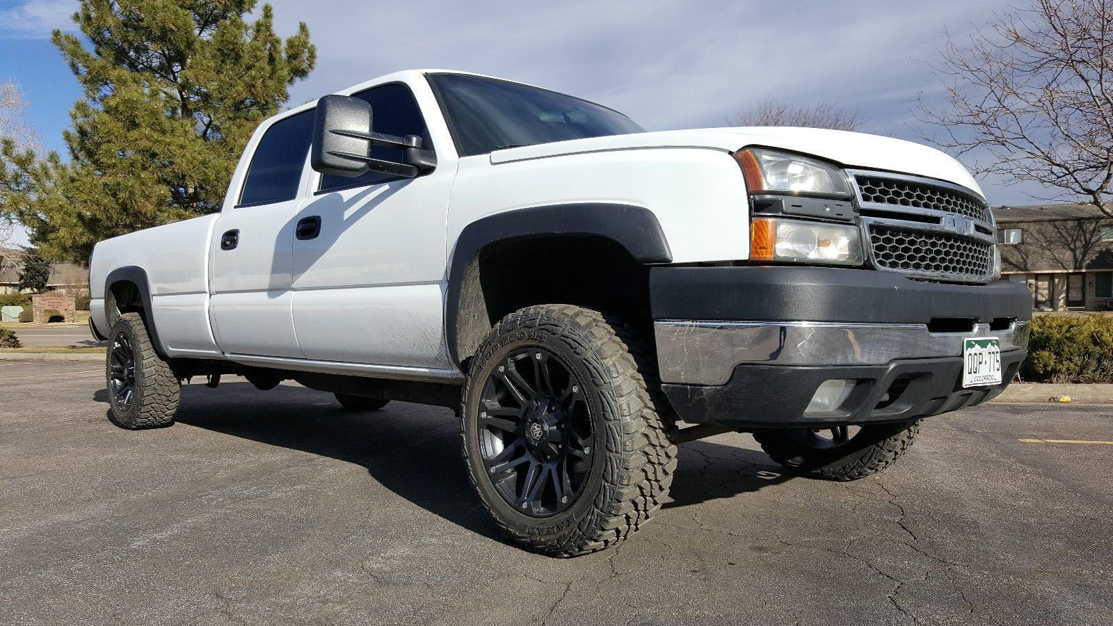 Silverado 2004 chevy silverado 4×4 extended cab for sale : 2006 Chevy Silverado 2500hd 6.0 Auto Crew Cab Longbed 4×4 Lift Kit ...