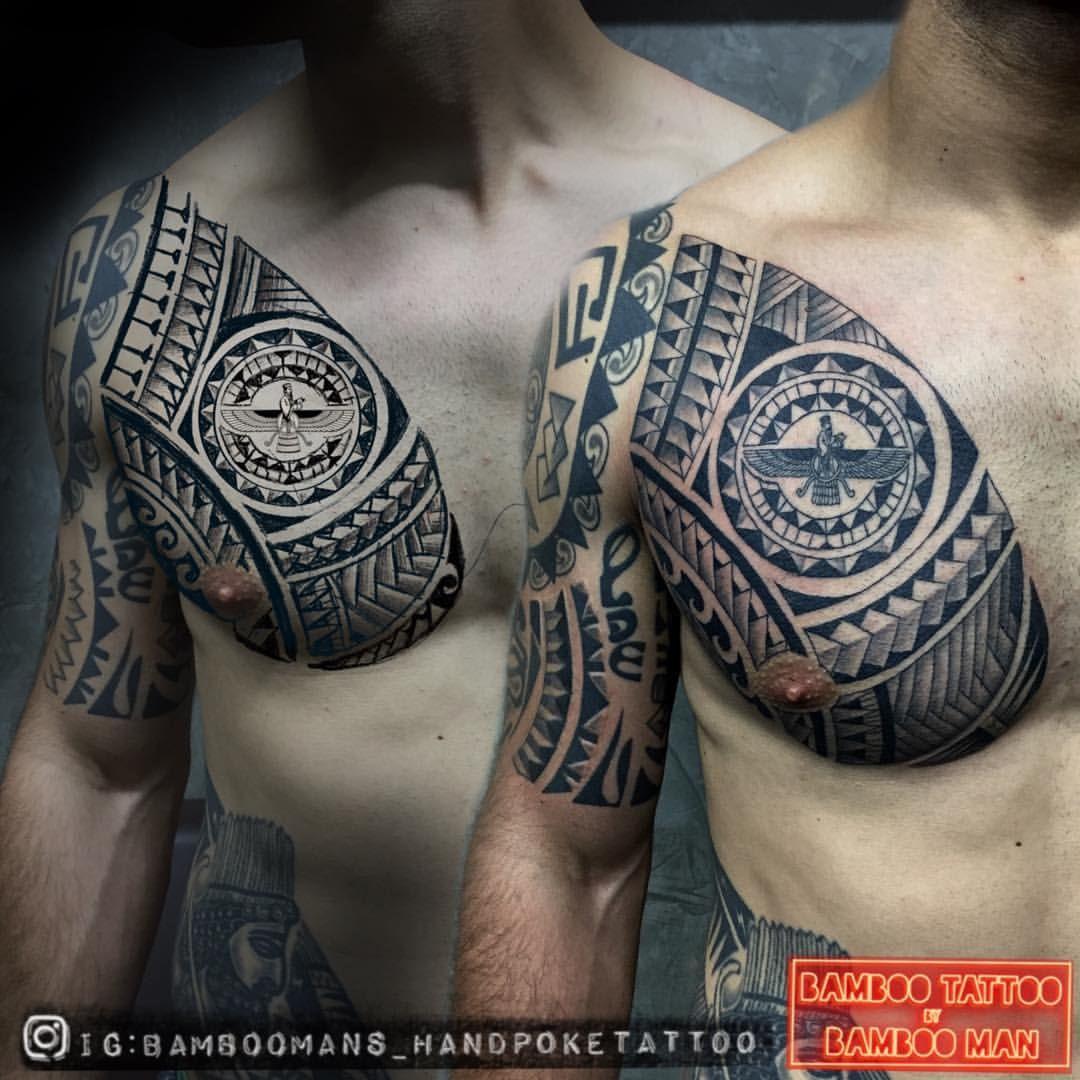 maori tribal tattoo phuket