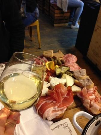 La Prosciutteria | Florence tuscany, Getting hungry, Lunch