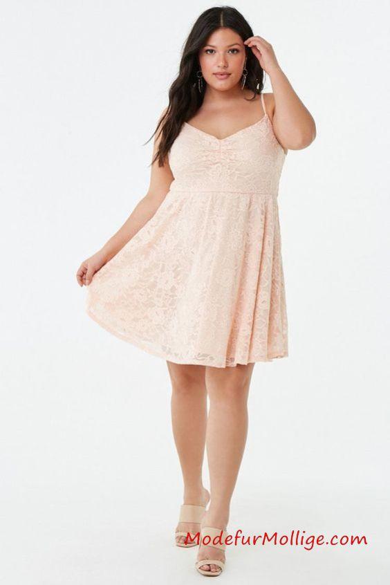 Sommerkleider für mollige damen