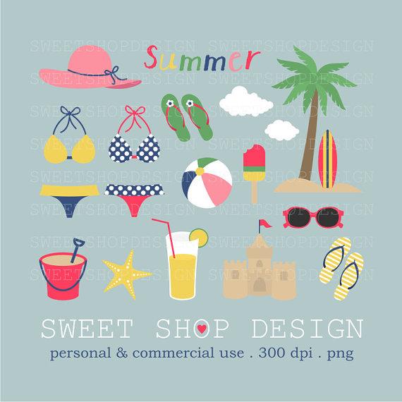 Summer Clipart Music - Summer Of Fun Clip Art Free - Png Download (#360250)  - PinClipart