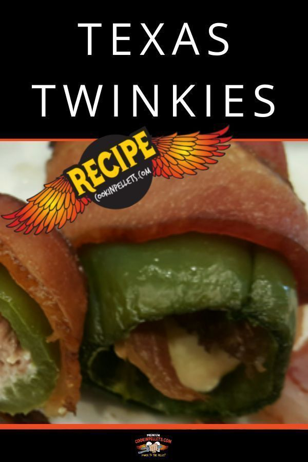 Texas Twinkies #texastwinkies Best BBQ Appetizer Recipe. No more boring summer BBQ appetizers! Pre-make these cream cheese filled jalapenos wrapped in bacon, and throw them on the grill for a quick smoke.  They cook up quick on the pellet grill and are AMAZING! Get the recipe at   #pelletgrilling #bbq #bacon #texastwinkies Texas Twinkies #texastwinkies Best BBQ Appetizer Recipe. No more boring summer BBQ appetizers! Pre-make these cream cheese filled jalapenos wrapped in bacon, and throw them on #texastwinkies