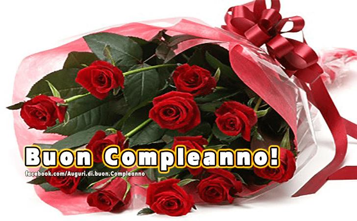 Molto Auguri di Buon Compleanno | Buon Compleanno! | Buon compleanno WD71