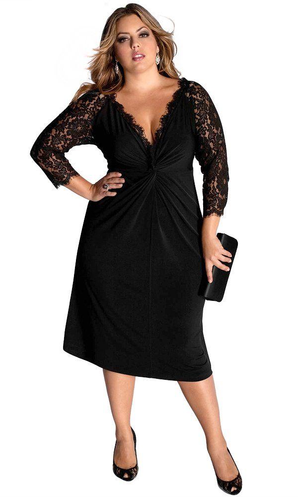 IGIGI Women\'s Plus Size Venice Dress at Amazon Women\'s ...