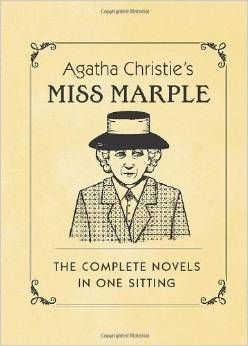 Miss Marple The Complete Novels In One Sitting Agatha Christie Miss Marple Agatha Christie Books