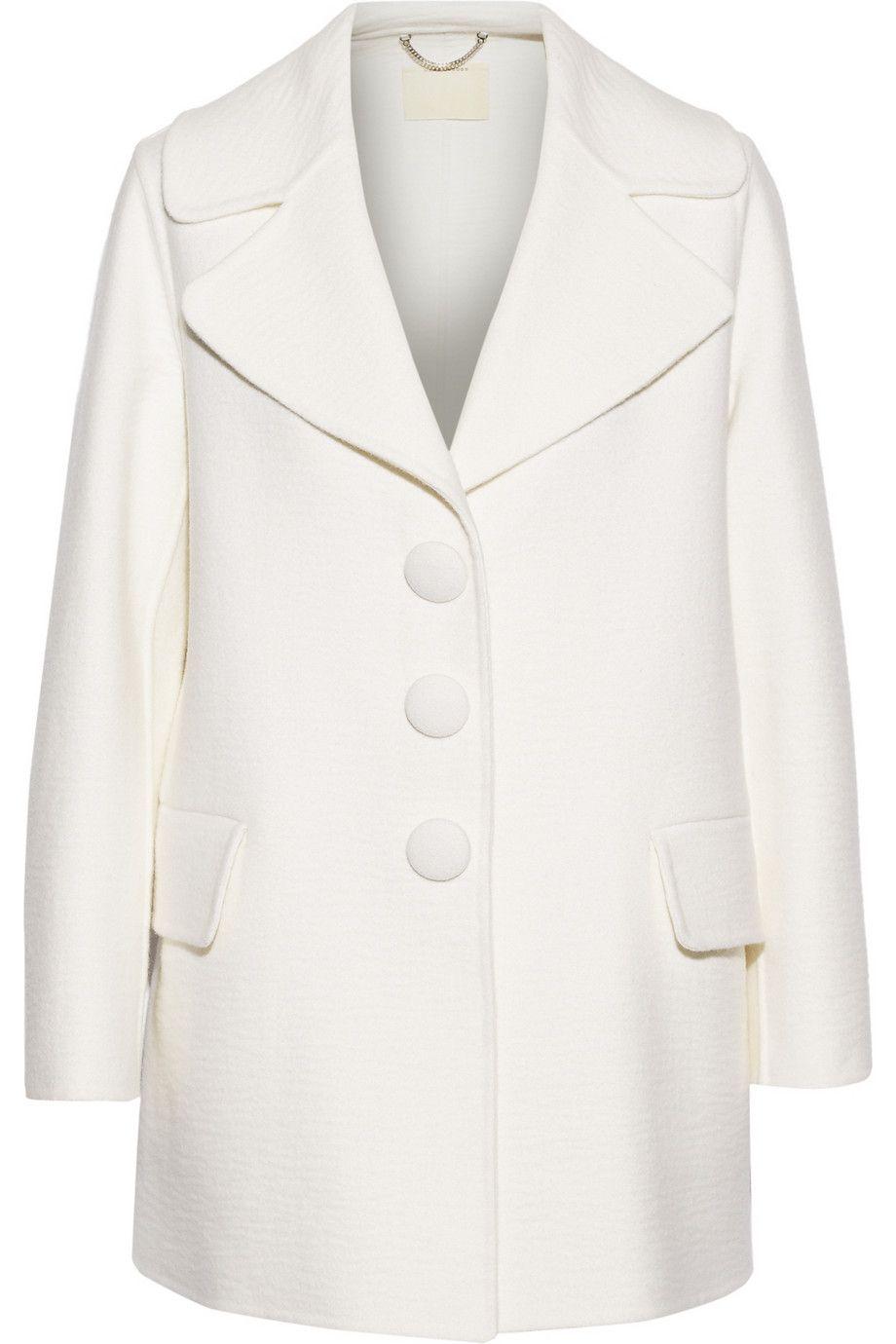 Marc Jacobs | Metallic bouclé wool blend jacket | NET A