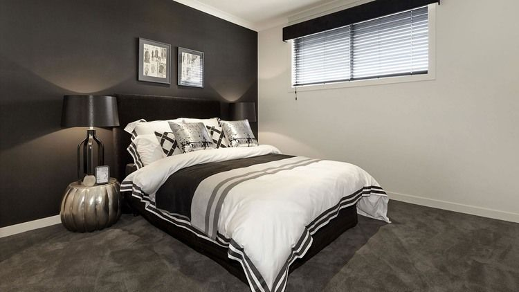 Love The #lighting Effect On The Wall In This #bedroom  Kitchen Delectable Gray Carpet Bedroom Review