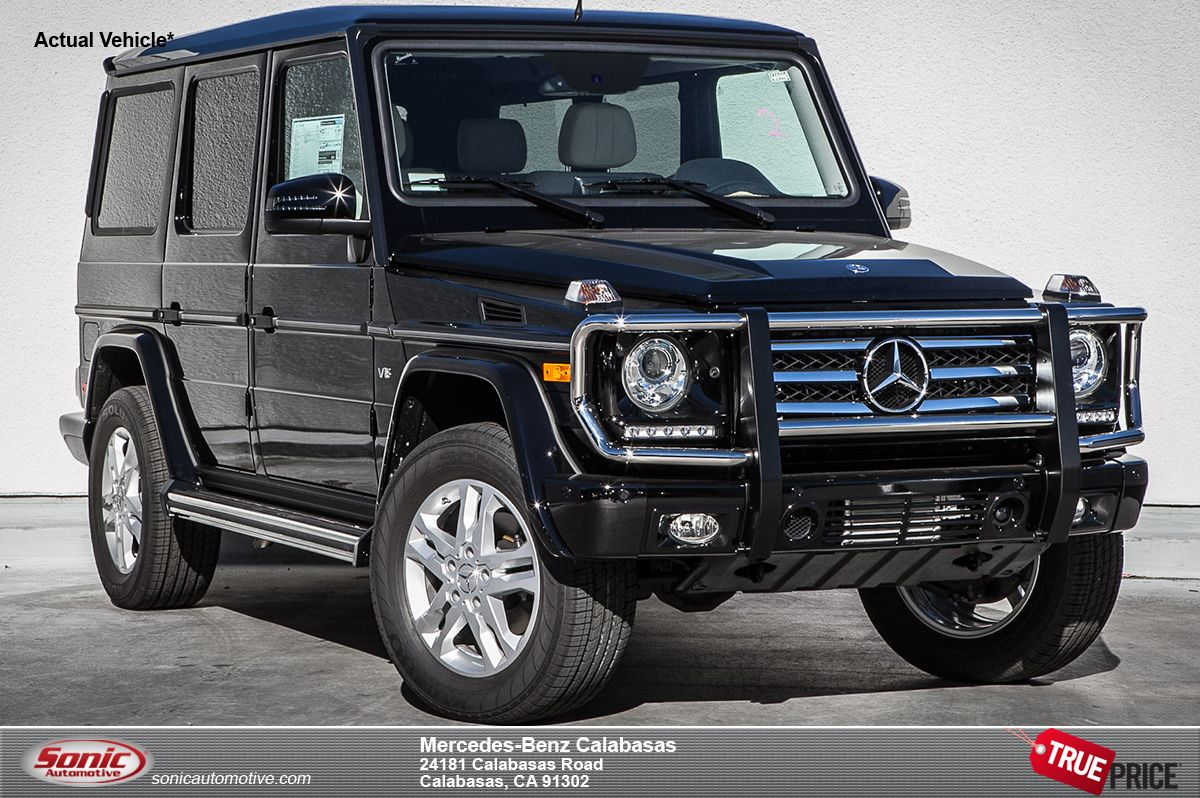 new 2015 mercedes benz g class for sale in calabasas