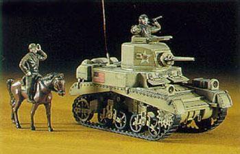 Light Tank M3 Stuart Mk I | M2, M3, M5 Tank (Stuart) | Model