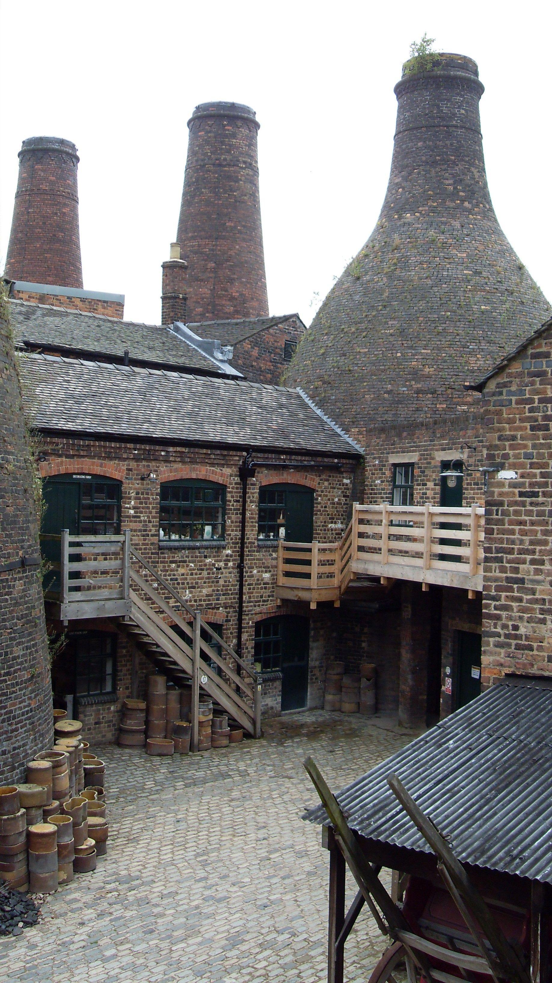 Gladstone Pottery, Stoke on Trent