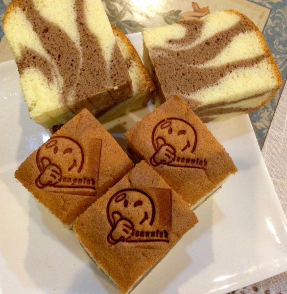 Chocolate Cheese Sponge