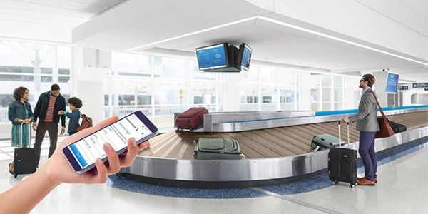 459b1e98ff3f American Airlines real time baggage tracking. American Airlines Introduces  Live ...