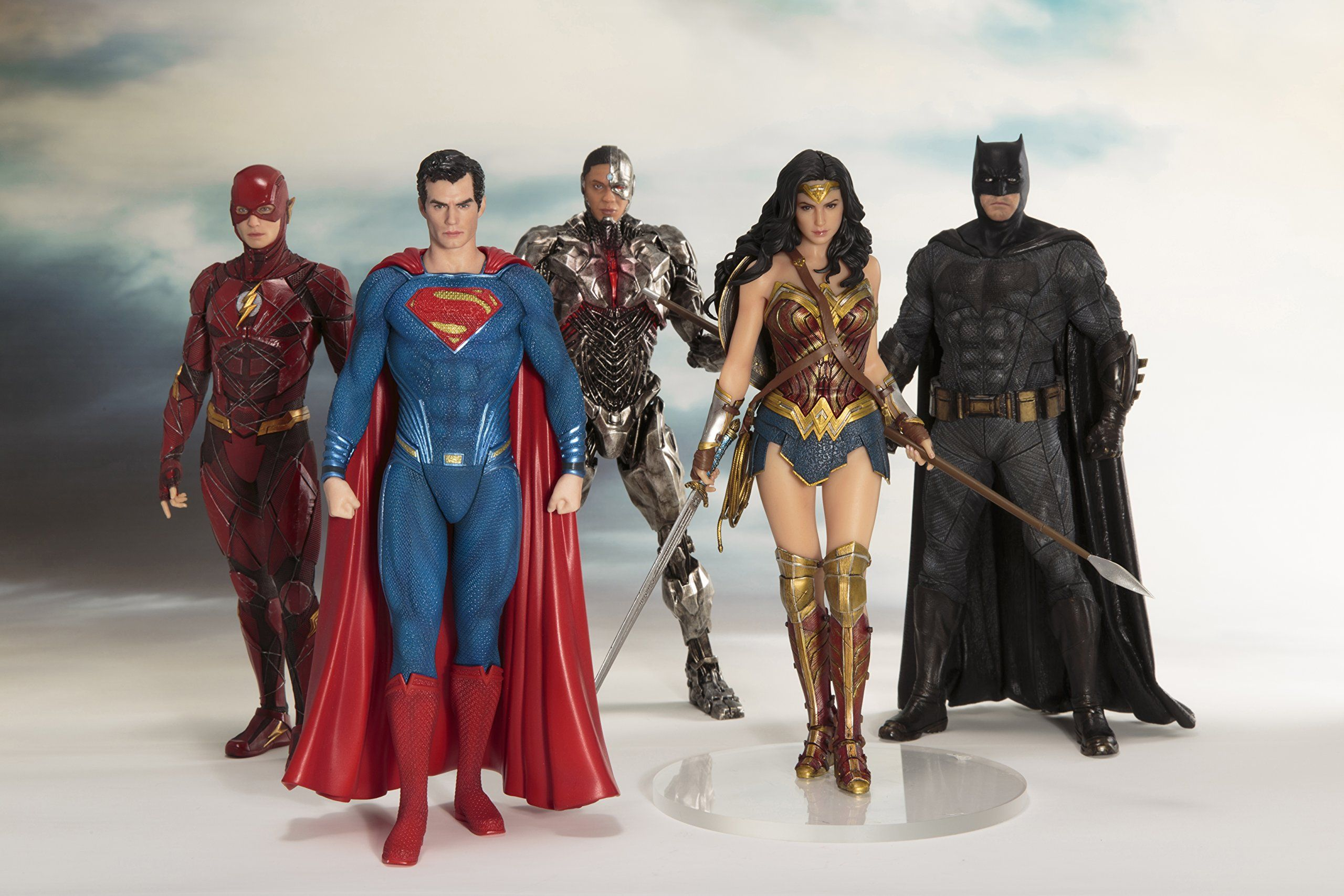 Kotobukiya Justice League Movie Wonder Woman Artfx Statue Check Out This Great Product This Is An Affilia New Justice League Wonder Woman Justice League