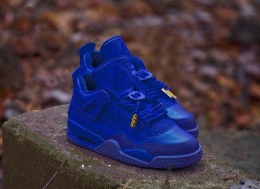 206f99f262b2 Blue Decembers!! Lol Jordan fours! By noldo!!